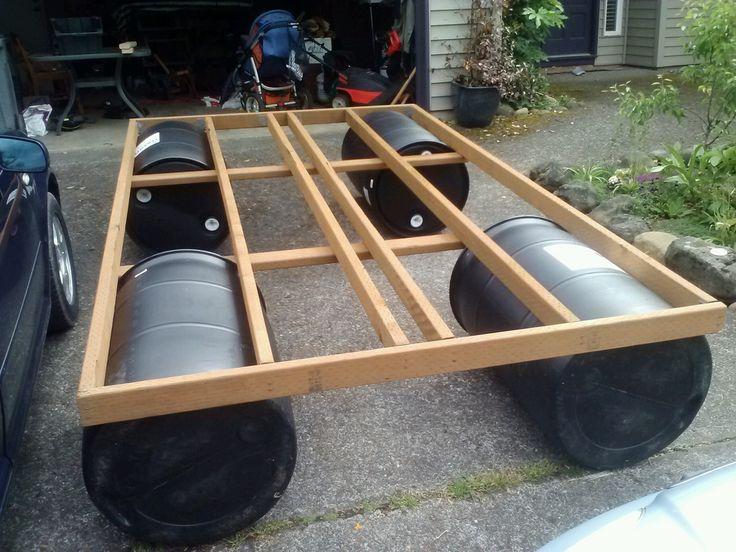 My Hammock Raft