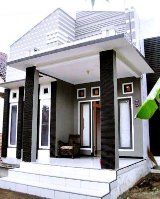 Desain Rumah Minimalis Modern Type 90 - Rumah Minimalis