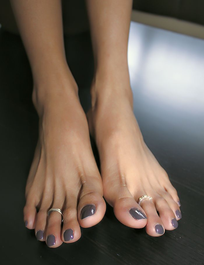 35 Best Gray Pedicures Is Strong For Kicking Images On