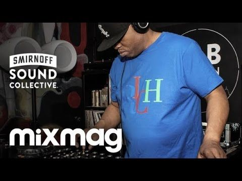 MIKE DUNN house set in The Lab LDN