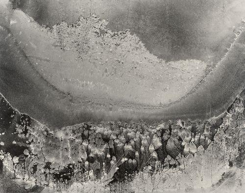 Hexagram (Chichi) Water over Fire  Minor White (American, 1908-1976)    1958