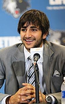 Ricky Rubio is eager for the 2011 NBA Lockout to end so that he can show American audiences the potential that led Minnesota to take him with the 5th overall pick of the 2009 NBA draft.