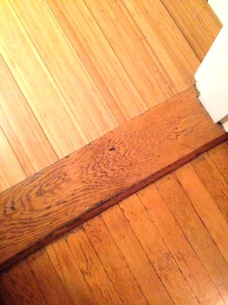 Hardwood Floor Transition Between Rooms Photo 5 Of Have You Ever