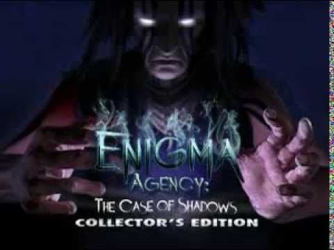 Download: http://www.wholovegames.com/hidden-object/enigma-agency-the-case-of-shadows-collectors-edition.html Enigma Agency: The Case of Shadows Collector's Edition Game, Hidden Object Games. Track down a missing detective! Track down a missing detective and fight an evil curse! Download Enigma Agency: The Case of Shadows Collector's Edition game for PC for free!