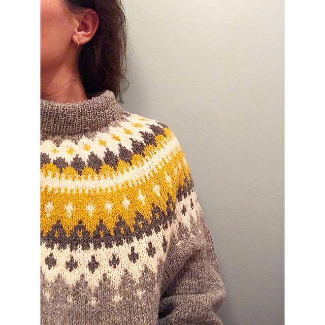 Ravelry: MarianneJa's Varde genser
