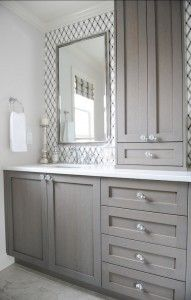 <Bathroom>Great #bathroom #Cabinet Ideas.