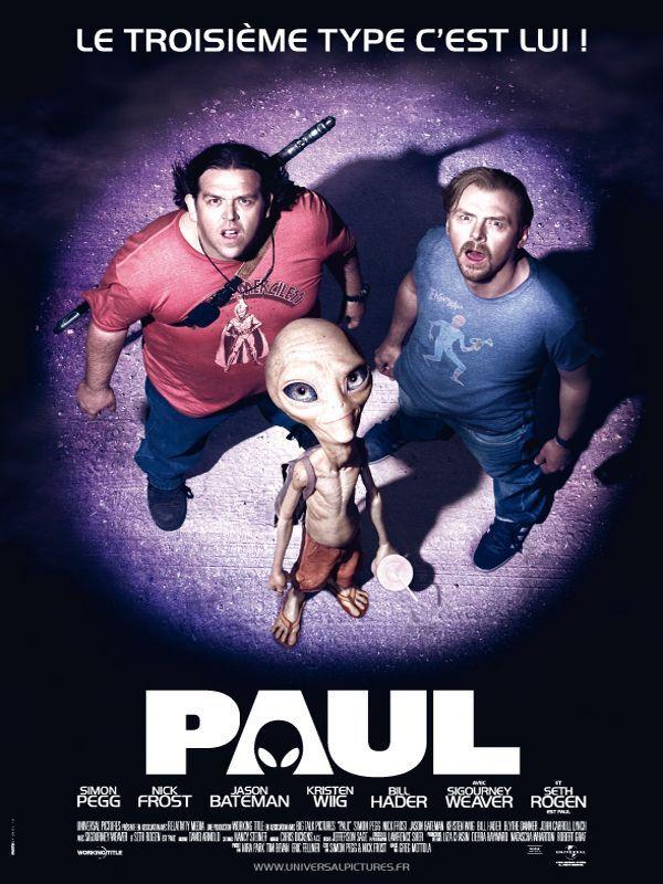 film affiche cinéma | Affiche miniature du film Paul