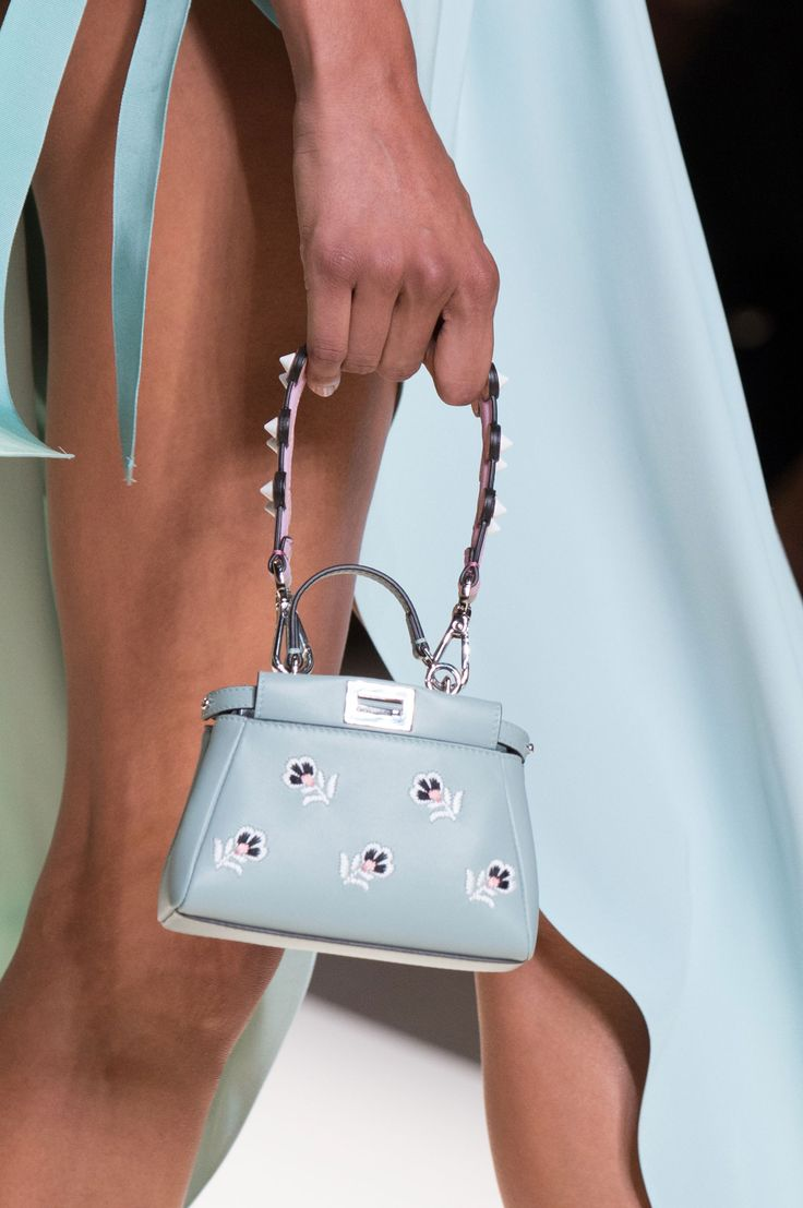 Fendi spring summer 2015 runway bag collection spotted fashion - Fendi Spring 2017 It Bagfashion