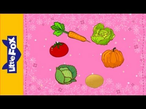 Is This a Carrot? Engels liedje voor kleuters