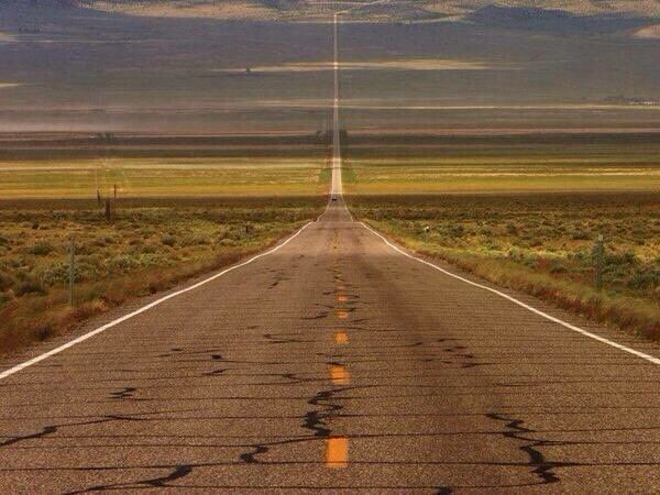 U.S. Route 50 - Known as America's most lonely road - Imgur