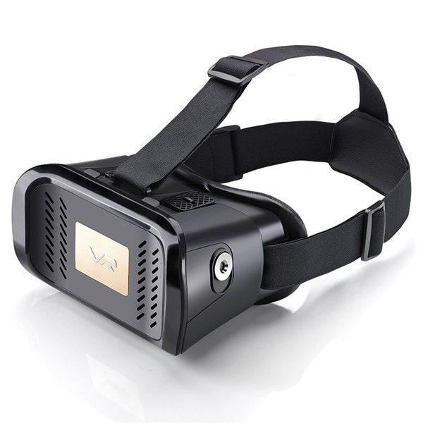 Mv100 Vr Gafas 3d Virtuales De Realidad Cabeza De Montaje Casco