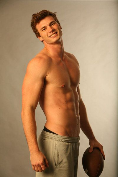 Derek Theler.....if more of my college football team looked like you....