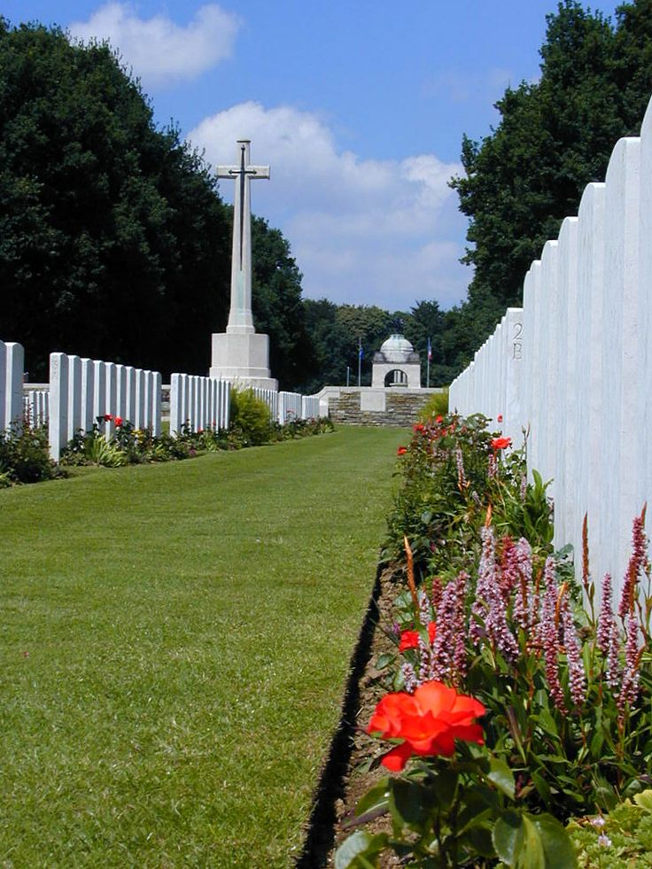 The memorial at Delville Wood is a national memorial dedicated to all South Africans who served in all theatres of war.