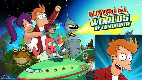 Futurama Worlds of Tomorrow APK v1.3.6 + MOD (Money) - https://app4share.com/futurama-worlds-of-tomorrow-apk-v1-3-6-mod-money/ #futuramaandroidapk #futuramaandroidmod
