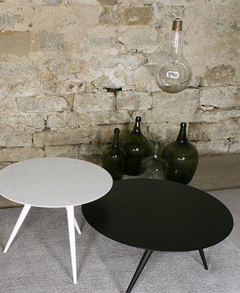 Awesome Tisch Turn Low von Maigrau Lampen und Leuchten Shop
