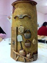 sandylandya@outlook.es  Teja decorada, ideal para bodegas y merenderos