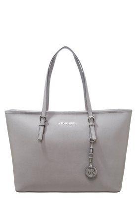 JET SET TRAVEL - Handtasche - pearl grey
