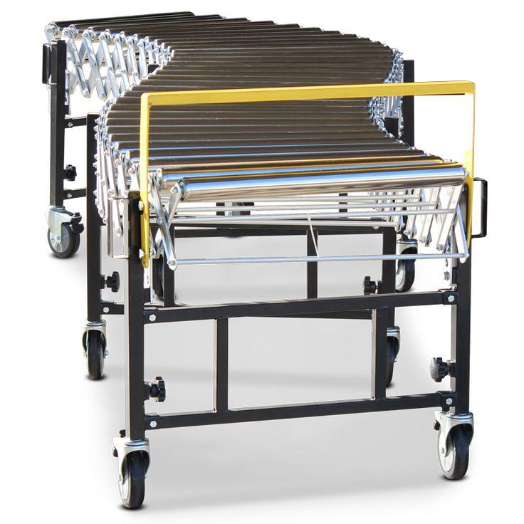 Expanding Roller Conveyors
