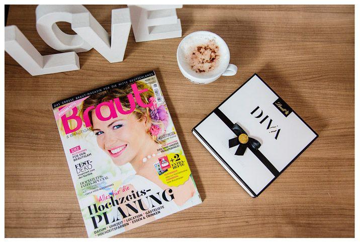 Interview-Veröffentlichung in der Braut & Bräutigam Zeitschrift