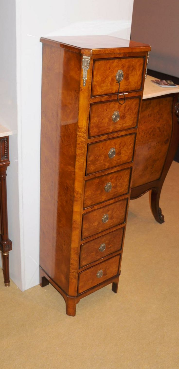 Best Regency Walnut L*Ng*R** Commode Chest Drawers Tall Boy Chest Drawers Pinterest Drawers 400 x 300