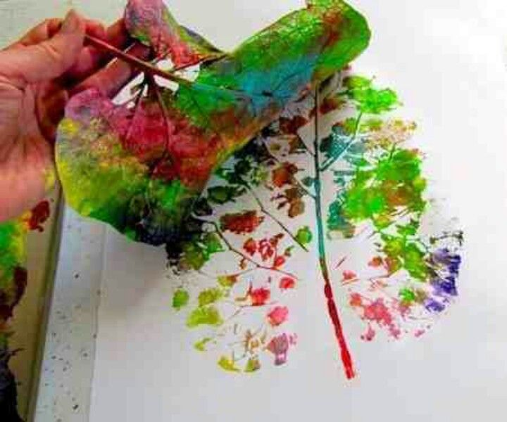 Creative #arts and #crafts idea for kids