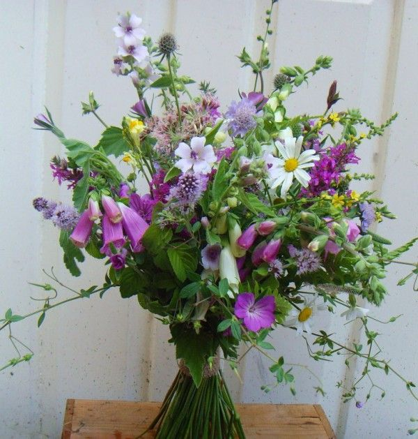 wildflower weddings in devon and somerset