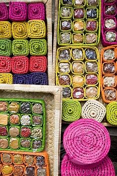 handicrafts, Mauritius