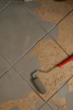 Painting ceramic tile via little green notebook                                                                                                                                                                                 More