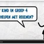 Rekenen Groep 4 oefenen? Video over redactiesommen