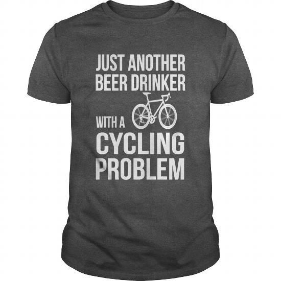 Cycling and Beer Funny T-Shirt201742150338
