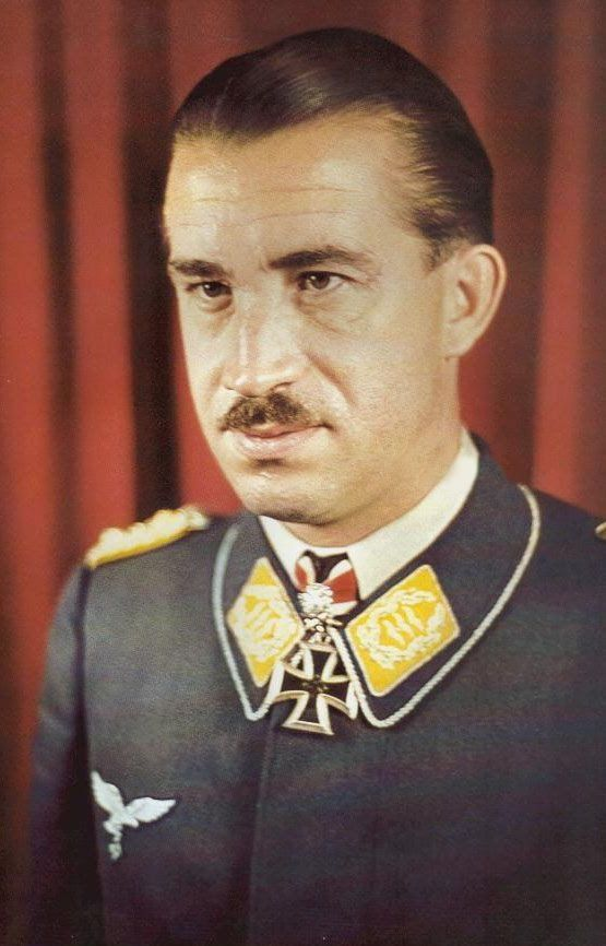 ADOLF GALLAND IN AKTION MESSERSCHMITT BF 109 ACE 104 KILLS