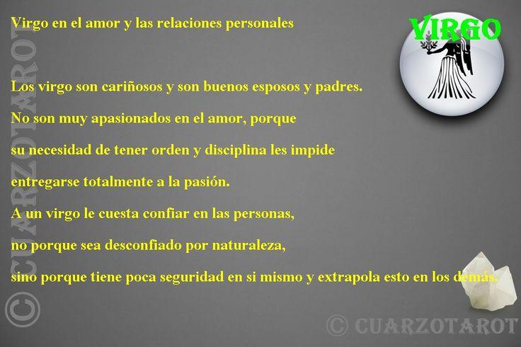 VIRGO Y SUS RELACIONES!!!  #FelizSabado #VidaSana #Horoscopos #Suerte #Deseo #Destino