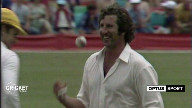 It was an absolute thrill to chat to Max Walker last year about his wonderful career in cricket. More on Max's life HERE: http://cricketa.us/2d4WPaT #RIPTangles