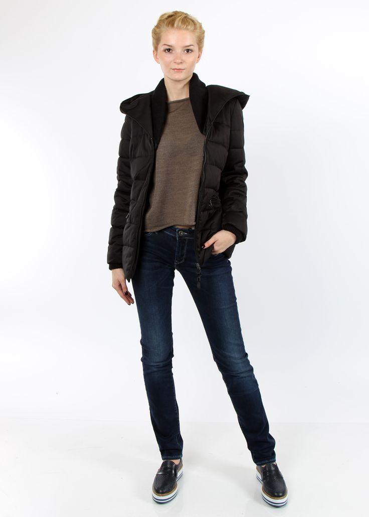 GEOX - Jacket 97 EUR #geox #womensjacket #jacket #online #shopping #worldwide #kokos #onlineboutique #thelookoftheday