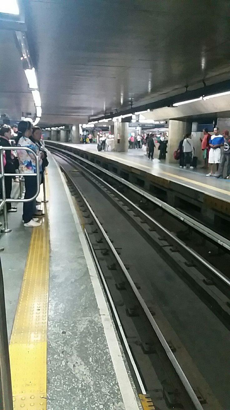 Metro Barra funda São Paulo