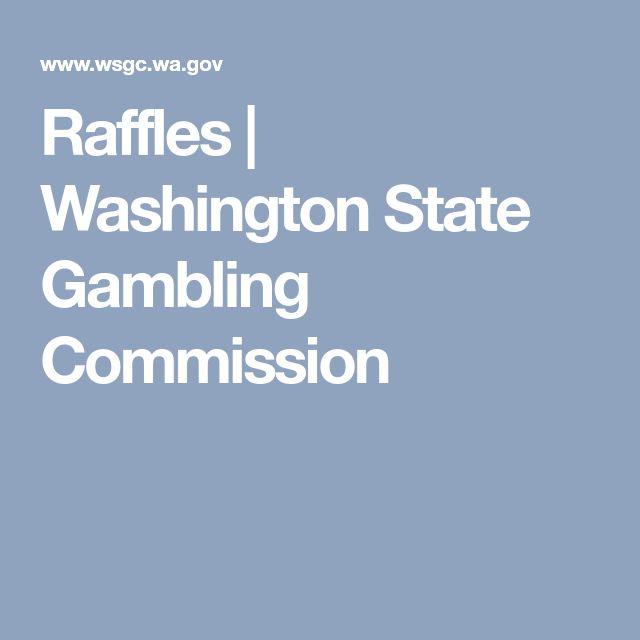 Raffles | Washington State Gambling Commission