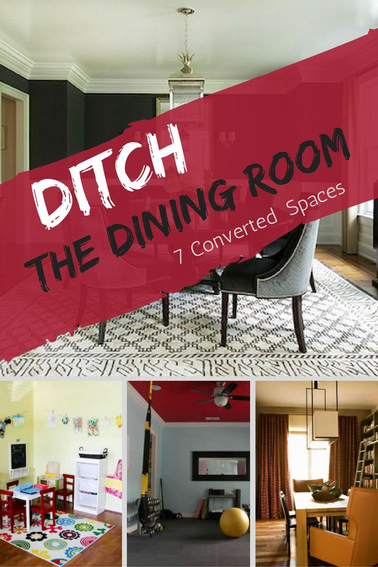Why 7 Families Ditched The Dining Room Formal Dining