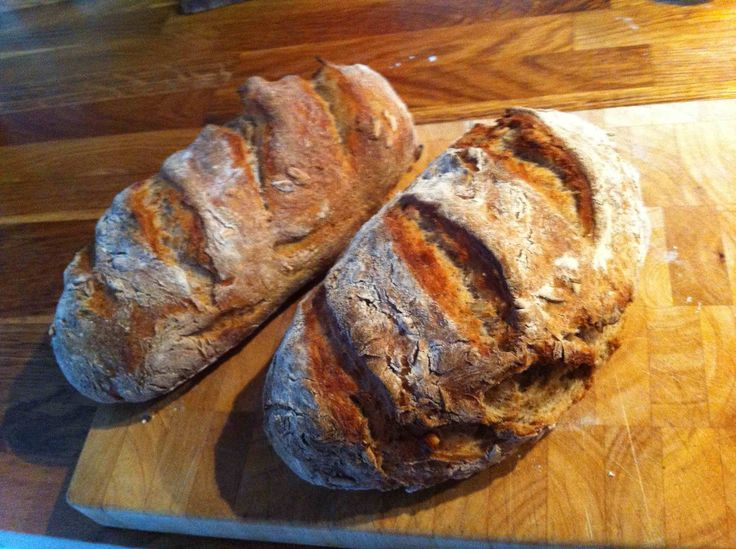 One helluva home-made #bread. #food
