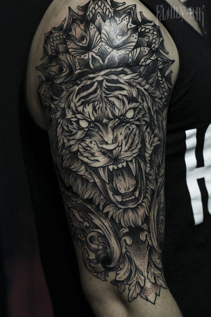 Фотографии Тысяча чертей, какая татуировка!   52 548 фотографий