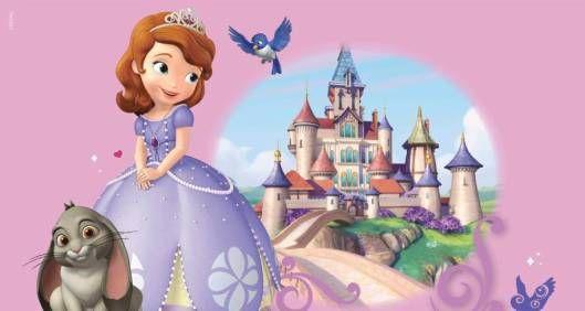 Banner y fondo de pantalla Princesita Sofía, imágenes para ...