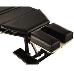 Your budget will also play a part in the type of chair that you get. Most portable massage chairs are relatively cheap. If you're just starting out in your business, consider getting a chair that's durable and comfortable. https://www.massagetablesforless.com/
