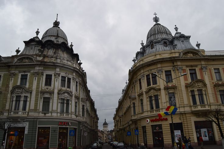 Have you ever heard about the mirror street ? Read it's story here: http://hostelcluj.com/architecture-of-cluj-1/