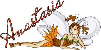 Anastasia name graphics