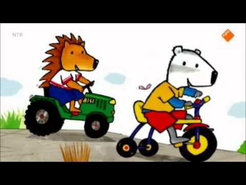 ▶ Max op de fiets (digitaal prentenboek) - YouTube