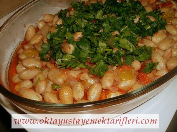 Pratik Zeytinyağlı Barbunya - Oktay Usta Yemek Tarifleri. #Barbunya #yemektarifleri