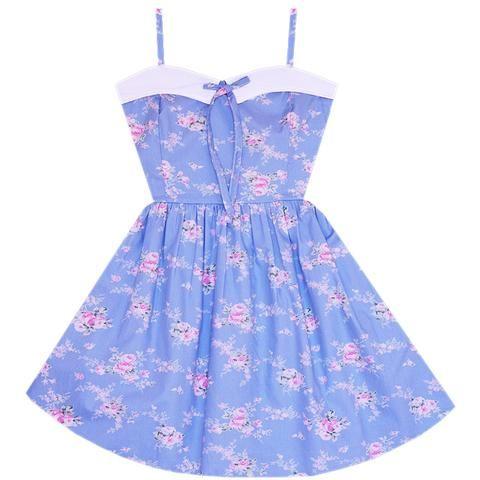Garden Party Serena Dress