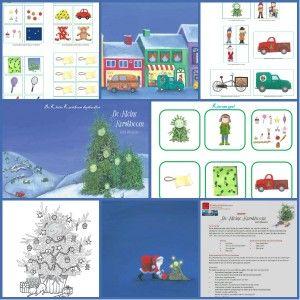 Speciaal gratis lespakket bij het boek De Kleine Kerstboom van Ruth Wielockx - Juf Sanne