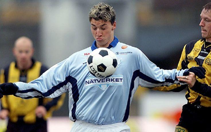 Zlatan Ibrahimovic - Malmo