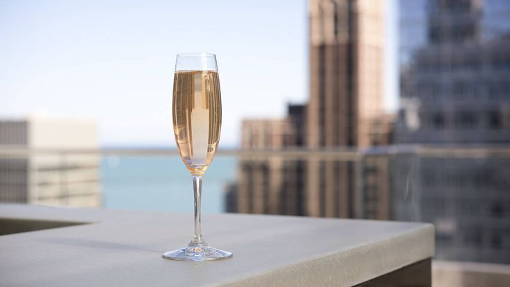 Nothing beats drinking at rooftop bars. Chicago residents wait all year for great views with a drink, from hotel bars to elevated lounges or decks.