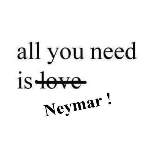 Neymar jr <3